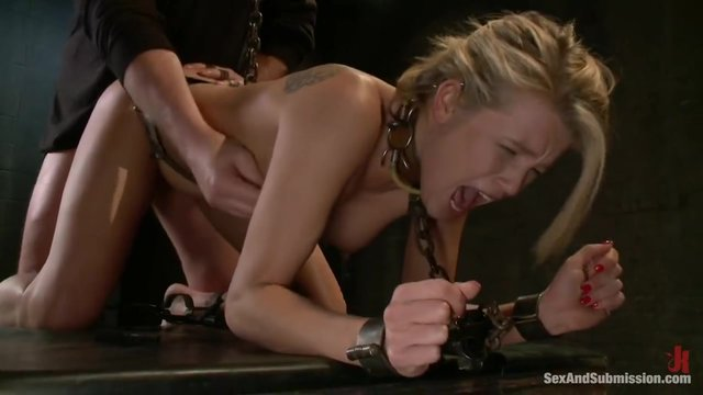 Remarkable Tied up ass fucked consider