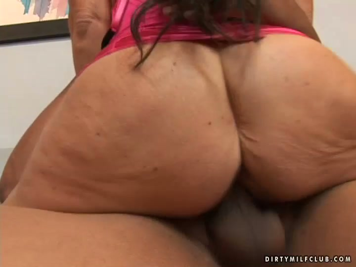Big Ass Latina Milf Bbc