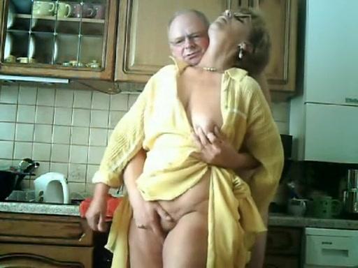 Aged granny pics