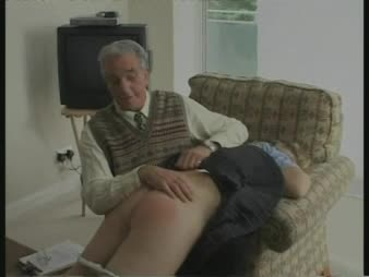 Not simple, Spank grandpas lap apologise